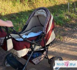 wózek dzieciecy