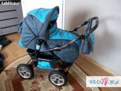 Wózek dziecięcy 2 w 1