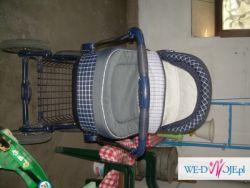 wózek dziecięcy trzy funkcyjny