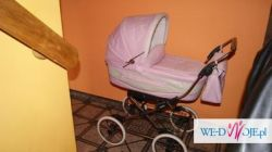 Wózek głęboki Inglesina Vittoria +fotelik