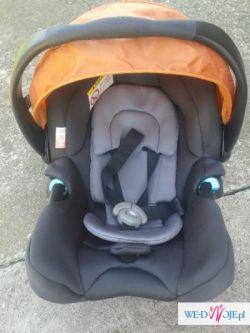 Wózek Graco Symbio 3w1 14 miesięczny po jednym dziecku