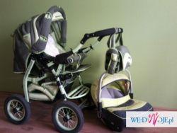 Wózek i nosidełko