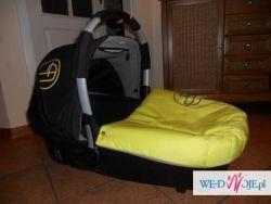 Wózek Jane Nomad 3w1 Rewelacyjnie Lekki Tanio