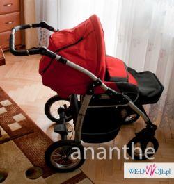 Wózek Jedo Fyn 4 DS Freeline