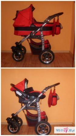 Wózek Kadex Trendy 3 w 1