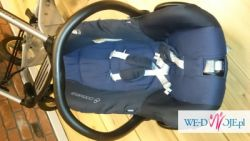 Wózek Mutsy 4 Rider: gondola + nosidło