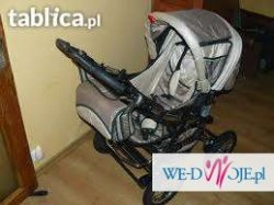 Wózek Samba Zagma/ możliwość zamiany
