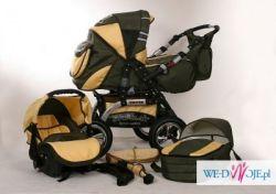 Wózek skrzat yaris + fotelik