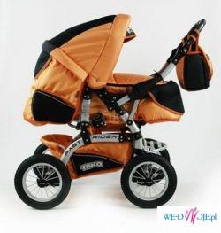 Wózek Tako FastRider pomarańczowy - okazja