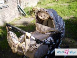wózek voyager 2010 na gwarancji do 2011.04 pilnie