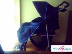 wóżek wielofunkcyjny graco +fotelik samoch(mozliwość zakupu bez fotelika)