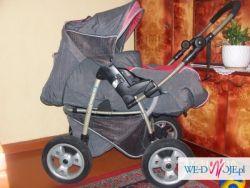 wózek wielofunkcyjny marki Deltim Voyager 005