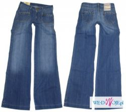 46e60ed1 WRANGLER. Nowe spodnie damskie model UMA 31/34 - Odzież damska ...