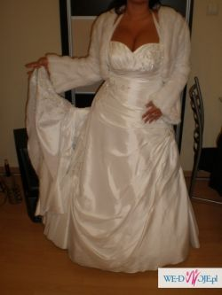 Wspaniała Orginalna Suknia Ronald Joyce