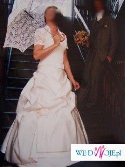 Wspaniała suknia ślubna!!