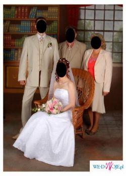 Wspaniała suknia ślubna - godna uwagi