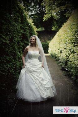 Wybrałam- kupie suknie  ślubną Olgi!