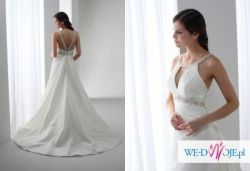 Wyjątkowa i elegancka suknia