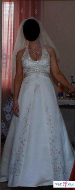 Wyjątkowa i niepowtarzalna suknia ślubna PROMESA