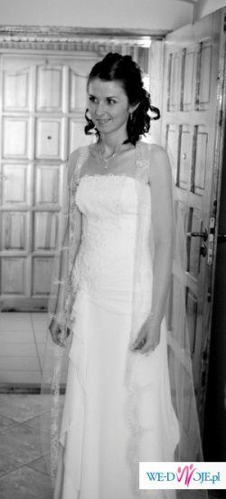 Wyjątkowa i orginalna suknia ślubna