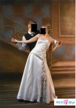 Wyjątkowa okazja!!!!Niepowtarzalna suknia ślubna + gratisy