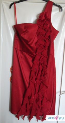 Wyjątkowa okazja suknia do sprzedania tanio