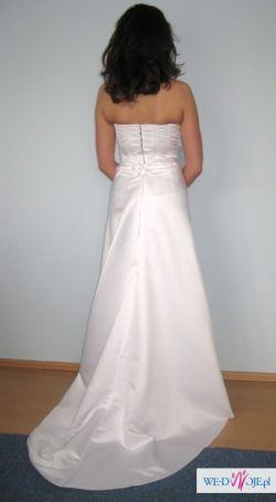 Wyjątkowa, przepiękna suknia ślubna CYMBELINE, rozmiar 38