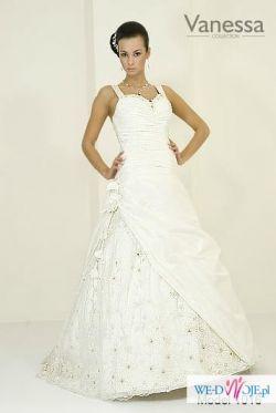 Wyjątkowa suknia!!!