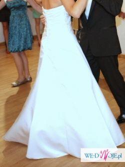 Wyjątkowa suknia Agnes