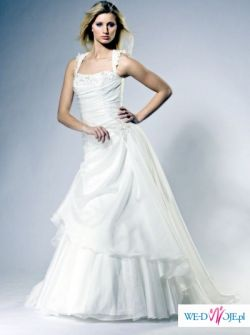 Wyjątkowa suknia Aspera 2009