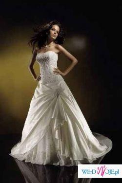 """Wyjątkowa suknia dla wyjątkowej Panny Młodej """" Benjamin Roberts 914"""""""