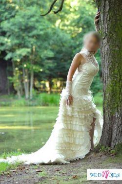 Wyjątkowa suknia na wyjątkowy dzień!
