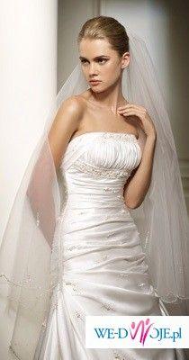 Wyjątkowa suknia Pronovias