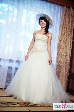 wyjątkowa suknia rozmiar 34