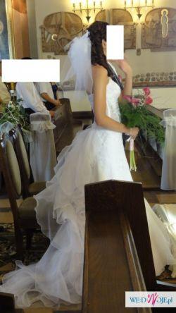 Wyjątkowa suknia slubna