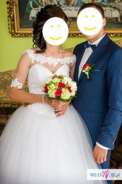 Wyjątkowa Suknia Ślubna 2014 + Gratisy!!!