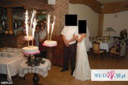 Wyjątkowa suknia ślubna Alfred Angelo do sprzedania