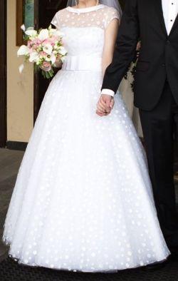 Wyjątkowa Suknia Ślubna Antic