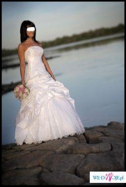 Wyjątkowa suknia ślubna Aspen