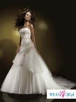 wyjątkowa suknia ślubna BENJAMIN ROBERTS