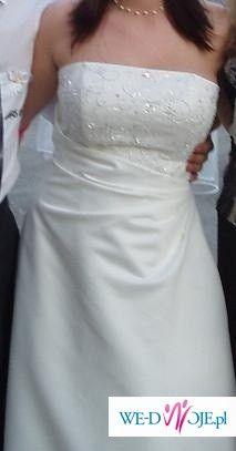 Wyjątkowa suknia ślubna David's bridal z USA TANIO!!!