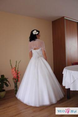 wyjątkowa suknia ślubna DEMETRIOS 984