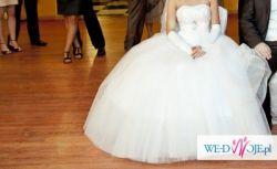 Wyjątkowa suknia ślubna dla wyjątkowej Młodej