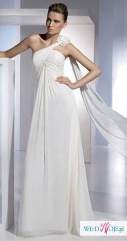 Wyjątkowa suknia ślubna + dodatki gratis