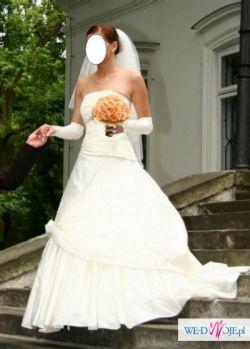 Wyjątkowa suknia ślubna Elizabeth Konin model 1507/1694