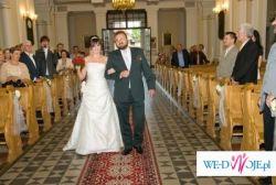 Wyjątkowa suknia ślubna Firmy Pronovias