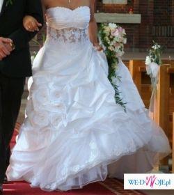wyjątkowa suknia ślubna Irmina okazja