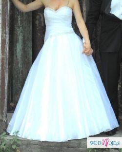 Wyjątkowa suknia ślubna - Księżniczka