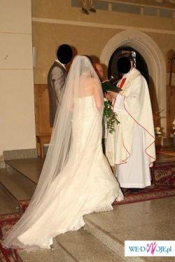 Wyjątkowa suknia ślubna Lisa Ferrera-Demetrios 1341