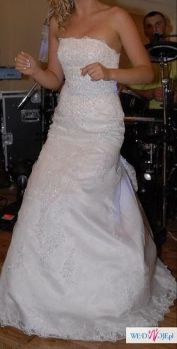 Wyjątkowa suknia ślubna Matta Michaela-Crystalline!!!